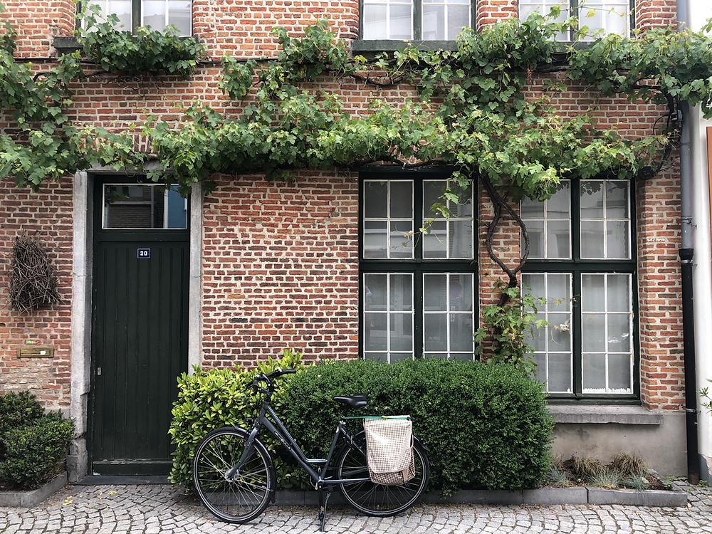 House in Mechelen Belgium