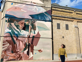 Ostend: a street art paradise