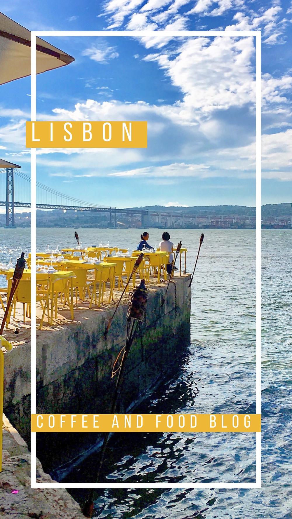 Lonnies Planet Pinterest post about Lisbon