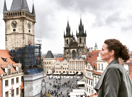 Prague: from the best coffee bars to the most amazing rooftop restaurant