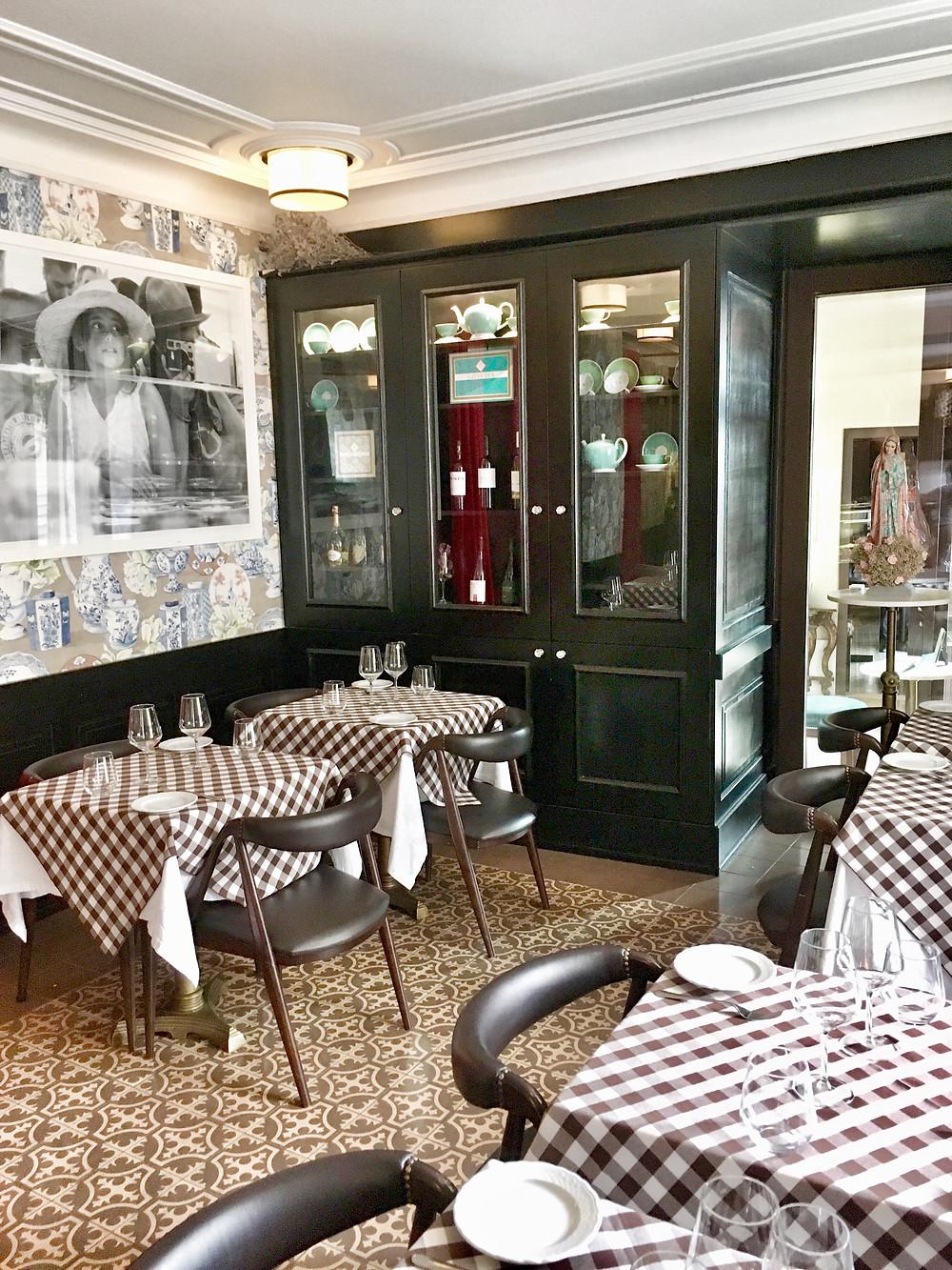 Restaurant Audrey's in Lisbon