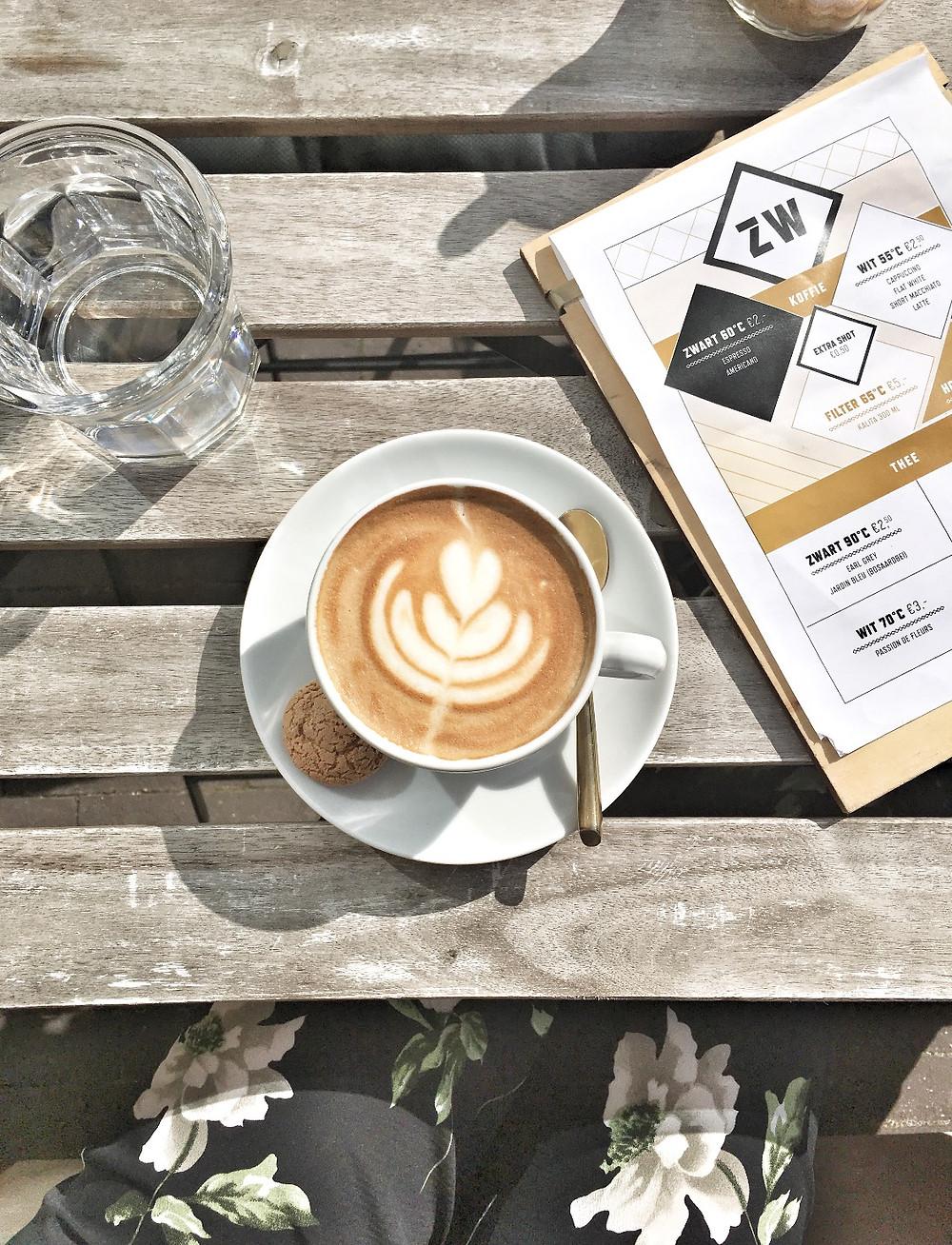 ZwartWit Koffie in Eindhoven