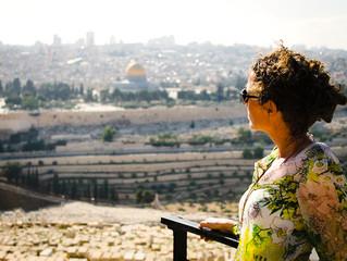 Israël: exploring Jerusalem & Bethlehem