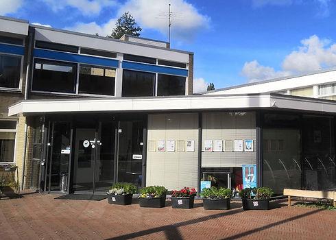 Buurthuis Op Eigen Wieken: Valkenpad 5 2317 AN Leiden