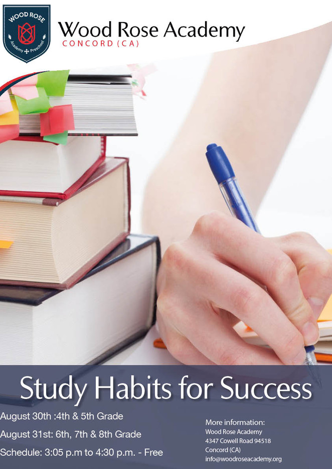 Study Habits for Success