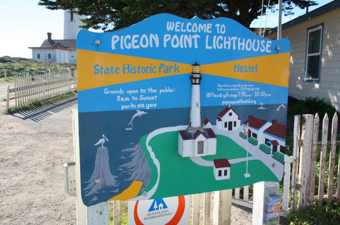 New Horizons Science camp at Pigeon Point