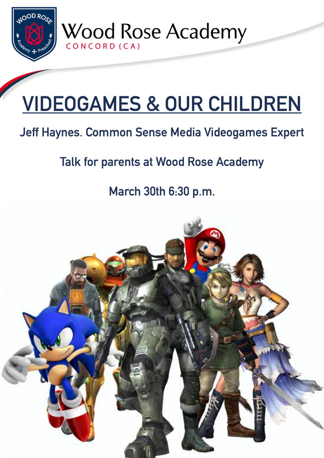 Video games and our children