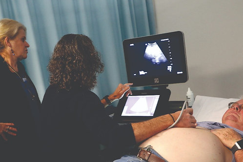 Ultrasound In Right Upper Quadrant Pain - 1 Day Course