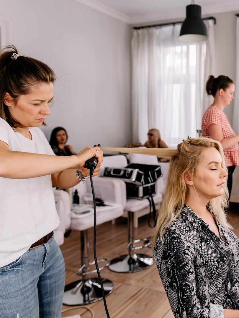szkolenie fryzjerskie z upięć