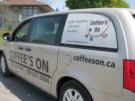 Coffee's On, coffeeson.ca