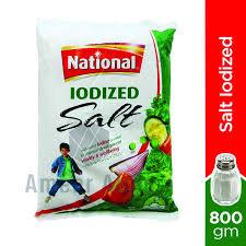 National Iodized Salt 5 kg