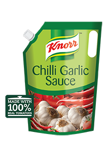 Knorr Chilli Garlic sauce 4 ltr