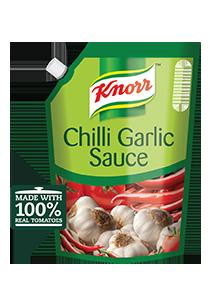 Knorr Chilli Garlic sauce 4 ltr x 4