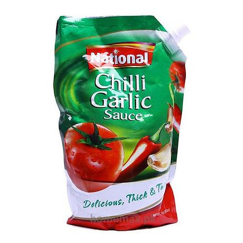 National Chilli Garlic 4 kg