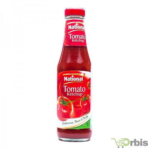 National Tomato Ketchup 3.25*4