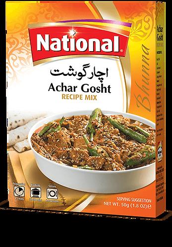National Achar Gosht Masala 172 gm
