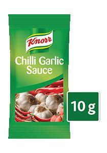 Knorr Chili Garlic (1000x10g)