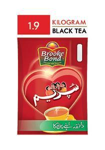 Brooke Bond Supreme Packet Tea 1900gm