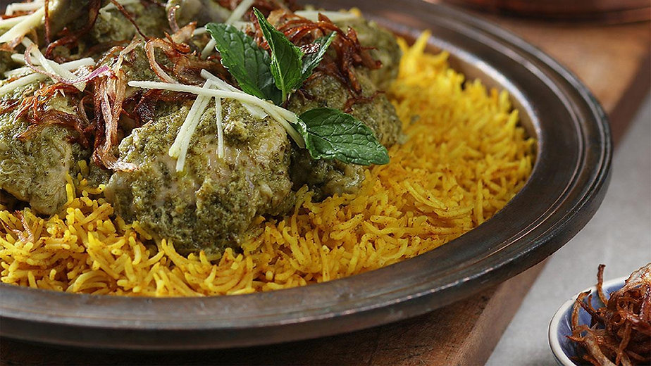 green-herb-and-chilli-chicken-with-turmeric-rice-pilaf-50380580.jpg