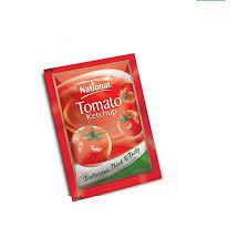 National Tomato Ketchup 10 gm * 500