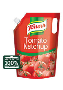 Knorr ketchup 4 ltr x 4