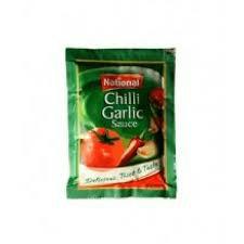 National Chilli Garlic 10 gm * 500 pcs