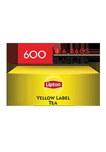 Lipton Yellow Label Teabags (600 TB)