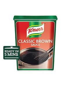 Knorr Classic Brown Sauce (6x1 kg)
