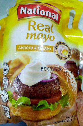 National Real Mayo 4 kg