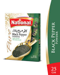National Black Pepper powder1 kg