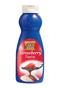 Carte D'or Strawberry Topping (6x1L)