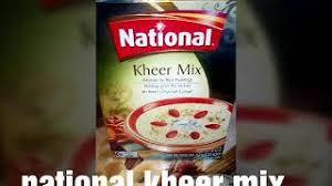 National Kheer Mix 1 kg