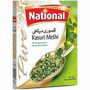 National Kasuri Methi 200 gm