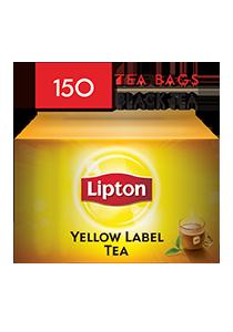 Lipton Yellow Label Teabags (150 TB)