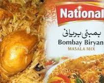National Bombay Biriany 1 kg
