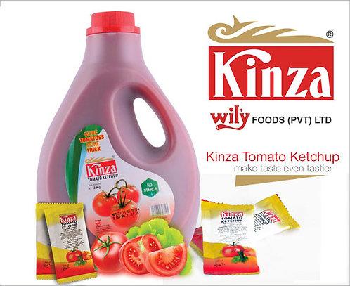 Kinza Tomato Ketchup 1 gallon