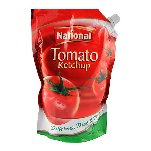 National Tomato Ketchup 4 kg