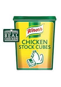 Knorr Chicken Stock Cubes (120x8g)