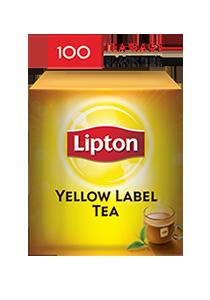 Lipton Yellow Label Tea Bags (100 TB)