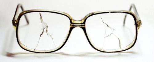 Broken Glasses (from: http://www.ctumsu.org/broken-glasses/ )