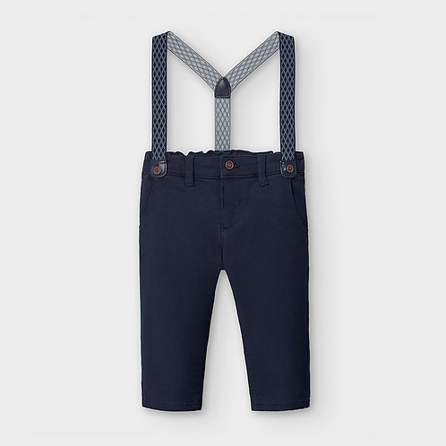 Mayoral ChinoTrousers with detachable braces