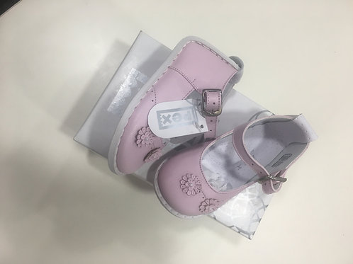 Pex Bella Girl's shoe Pink, hard sole