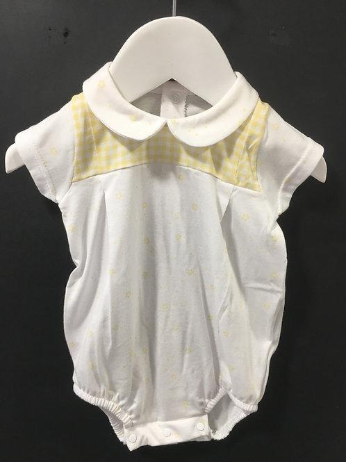 Babidu cotton romper