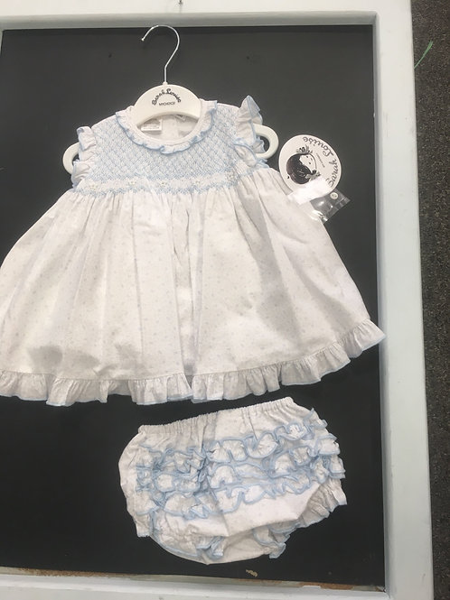 Sarah Louise Dress and Friily Knickers