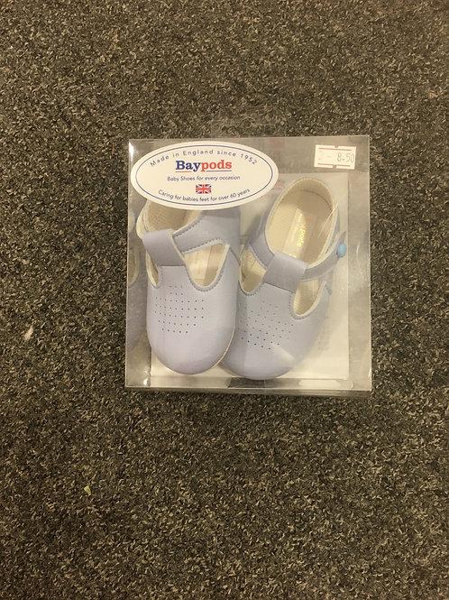 Baypod Baby Blue soft sole shoe