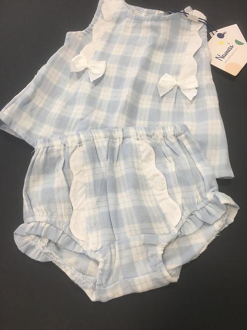 Newness, 2 piece cotton set