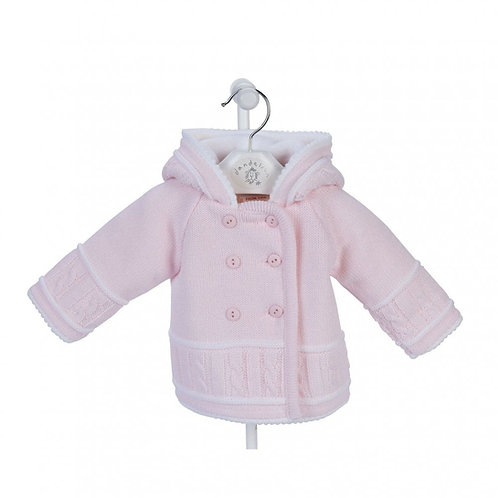 Dandelion Hooded Knit Jacket