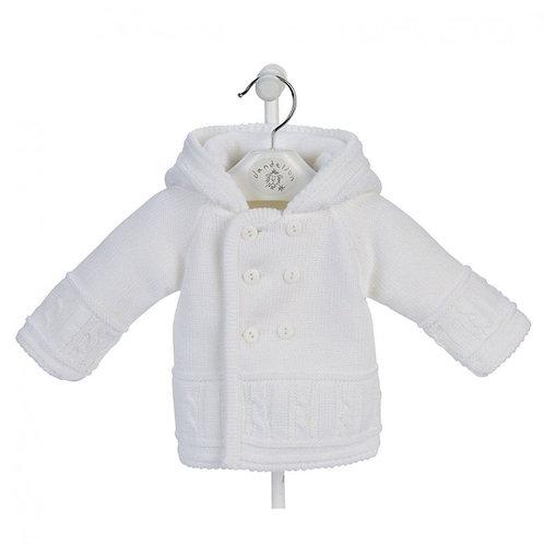 Dandelion Hood Knit Jacket