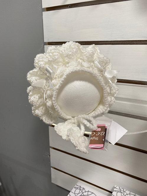 Crochet Bonnet