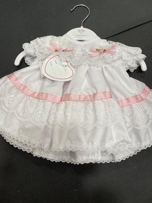 Frilly Dress 6034
